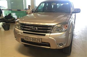 2012 Ford Everest XLT 4x2 MT