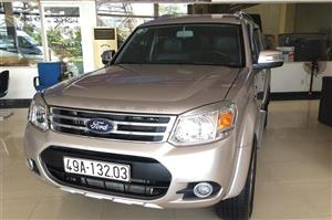 2013 Ford Everest 4x2 AT Limited