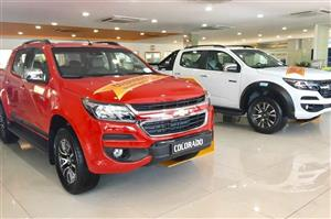 2018 Chevrolet Colorado LTZ 2.8 AT 4WD