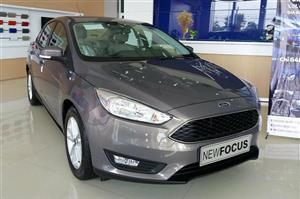 2018 Ford Focus 1.5L Ecoboost Trend Sedan