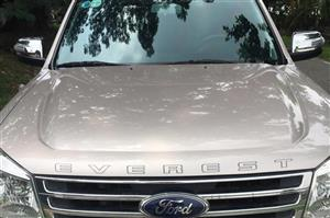 2014 Ford Everest Limited 4x2