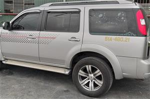 2013 Ford Everest MT