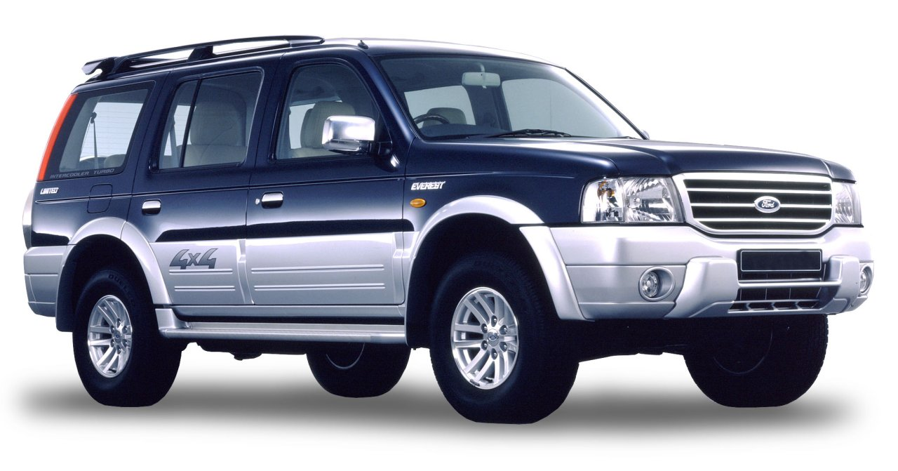 Xe hoi cu Ford Everest 2009